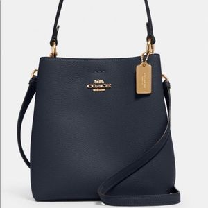 Coach Small Town Bucket Bag
